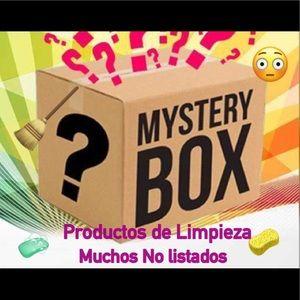 Mistery Box/ Caja Misteriosa